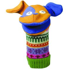 Dog Hand Puppet   Oompa Toys