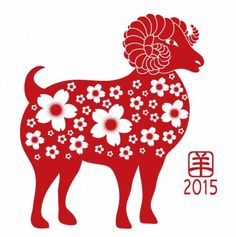 In this year of the goat, may you be proud and exalted in life, revel in your business success, have a smooth career path, and be free from worries. May you become rich, and be happy every day!  祝羊年, 做人羊眉吐气, 生意羊羊得意, 前程羊关大道, 烦恼羊长而去。 羊年发羊财, 天天喜气羊羊!
