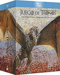 Juego De Tronos - Temporadas 1 a 6 Blu-ray]