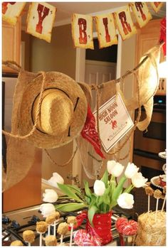 Rodeo Themed Party   #Birthday #Rodeo #PartyPlanning