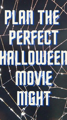 Halloween Movie Night, Halloween This Year, Traditions To Start, Halloween Traditions, Family Movies, Family Night, So Little Time, How To Plan, Books