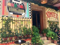 Tirana's quirky Komiteti cafe-museum © Bridget Nurre Jennions / Lonely Planet