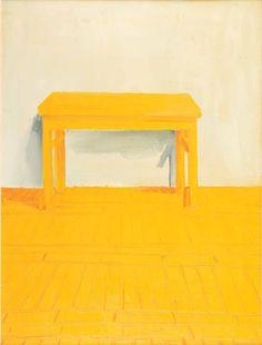 Thunderstruck (Wilhelm Sasnal (Polish, b. 1972), Untitled, 1998....)