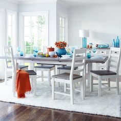 Chateau Extension Dining Table