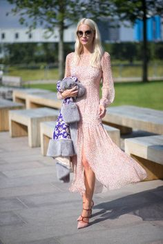 See the most standout images from London, Paris, New York and Milan Fashion Week Spring 2016. Click through to get your street style inspiration: