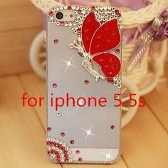 Rhinestone Case Cover For Apple Iphone 5 5s Iphone 4 4s,New Arrival Diamond Hard Back Mobile phone Case Cover Protective Shell