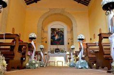 #5 Tenuta di Boccea La chiesetta della tenuta, che può ospitare circa un centinaio di invitati.