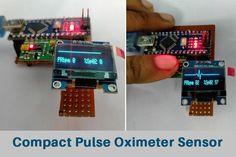 Arduino Based Pulse Oximeter Sensor