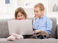Dzieci w internecie: czego szukają najczęściej? (infografika)