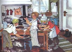 Story by Astrid Lindgren, illustrations by Ilon Wikland