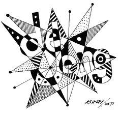 AGI:  Ashley Havinden    Contribution to the De Jong & Co. Festschrift, Hilversum, 1971.