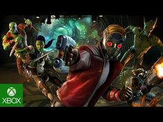 The Man Cave: Guardians of the Galaxy The Game Incoming