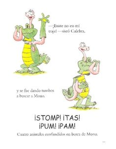 Los duendes y hadas de Ludi: La selva loca Comics, Pandora, Rainforest Animals, Elves, Fairies, Dyslexia, Comic Book, Comic Books, Comic