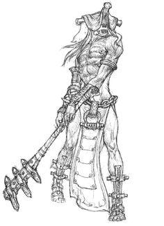 Triune Leader Death Guard