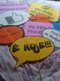 Blog da Gy Farias: Minhas plaquinhas divertidas para casamento: apren...