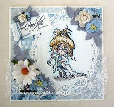 Scrapcards by Marlies: GDT Don en Daisy