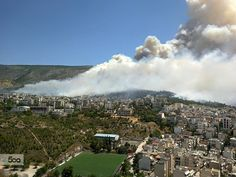 FIRE - ATHENS 17/7/2015 by Marios Vouros on 500px