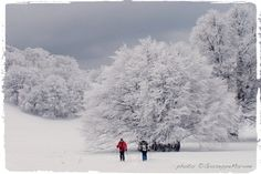 Fairy-tale landscape in Abruzzo - Piana del Voltigno, Carpineto della Nora, Pescara | photo: ©GiuseppeMarone