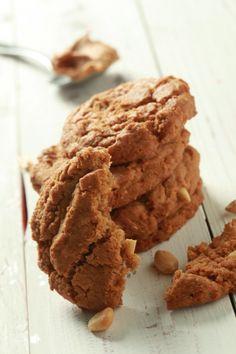Cookies με φιστικοβούτυρο
