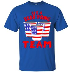 America Beer Shirts USA BEER PONG TEAM T-shirts Hoodies Sweatshirts