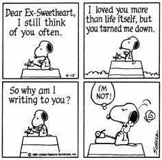 Dear Snoopy
