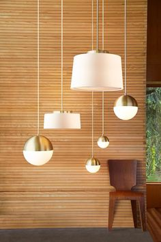 Rejuvenation's new collection takes cues from John Yeon's 1937 Aubrey Watzek House.