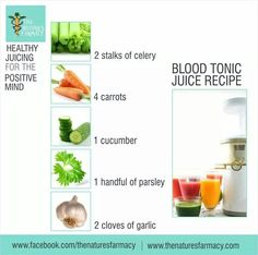 Blood Tonic Juice