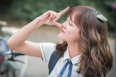 Korean Drama 2017, Korean Drama Movies, Kim Sejeong, Kim Jung, School2017 Kdrama, Who Are You School 2015, Dramas, Kim Book, Moorim School