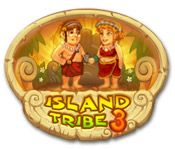 Find the magic runes, rescue the bride and dive into exciting island adventures in Island Tribe 3, a fun Time Management game! Help the future leader of the tribe find his beloved and open the doors of the ancient temple by finding magic runes. Return to the island where the great volcano no longer poses a threat and the dream of everlasting peace seems to have come true in Island Tribe 3!