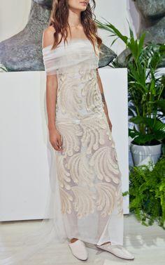Carla Zampatti Look 35 on Moda Operandi