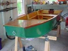 Free Plans On Wood Jon Boats