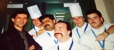 1992 team Georger Brown collage Taste of Canada and shasha