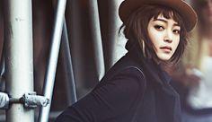 Han Ye-Seul for Cosmopolitan Korean Nov 2014