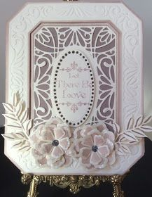 Phills' Crafty Place: Decadent Oak - Showcasing the New Mini Baroque Stamps