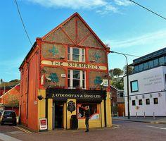 The Shamrock, Passage West, County, Cork County Cork Ireland, Galway Ireland, Scotland Travel, Ireland Travel, Ireland Pictures, West Cork, Irish Roots, Ireland Landscape, Ireland Vacation
