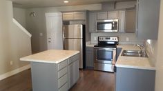 2 Bdrm 2 Bath Condo in Josephine Crossing - Billings MT Rentals | Newly built 2 bedroom 1.5 bath in Josephine Crossing. Unit has a brand new fridge dishwasher microwave front load washer/dryer provided central air and a garage. No Smoking/No Pets Availability does not mean available for Occupancy.  | Pets: Not Allowed | Rent: $1295.00 per month | Call Fischer & Erwin Property Management at 406-245-6263