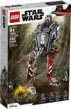 Köp LEGO Star Wars 75254 AT-ST Raider på Jollyroom.se - Alltid fri frakt över 1 000 kr - Prisgaranti - 365 dagars öppet köp Star Wars Set, Lego Star Wars, Legos, Cara Dune, Shop Lego, Lego Builder, Star Wars Models, Lego War, Star Wars Characters