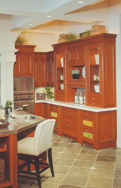 kitchen interior design ideas commercial kitchen design ideas small kitchen design ideas gallery #Kitchen