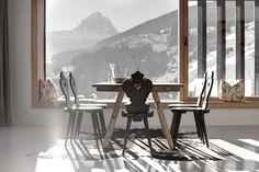 Quando pensate alla vostra settimana bianca ideale vi immaginate tra le mura di una pensione dall'atmosfera incantata o di un mountain lodge di gusto alp