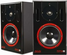 Studio monitors from our Guide to a Basic Home Recording Setup
