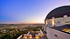 Griffith Observatory is an icon of Los Angeles, California, a national leader in public astronomy, a beloved civic gathering place, and one of southern California's most popular attractions. The Observatory is located on the southern slope of Mount Hollywood in Griffith Park, just above the Los Feliz neighborhood. It is 1,134 feet above sea level and is visible from many parts of the Los Angeles basin.
