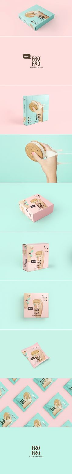 FRO FRO — The Dieline | Packaging & Branding Design & Innovation News