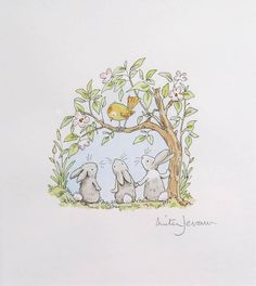 Anita Jeram - Oh, so that's a tweet! 750