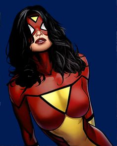 Spider-Woman by Greg Land