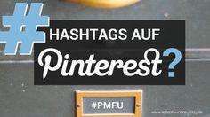 Wie Hashtags auf Pinterest funktionieren, welche Vor- und Nachteile sie bieten und wie Unternehmen Hashtags auf Pinterest gewinnbringend einsetzen können.  #ferrari #peugeot