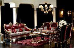 Original Italian Furniture - Italian Living Room Furniture Sets ...