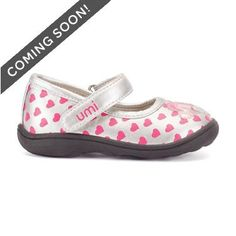 Check out the Viola from Umi Shoes. So cute! And perfect for growing, little feet. http://www.umishoes.com