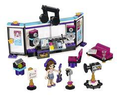 LEGO Friends Popstar Aufnahmestudio 41103