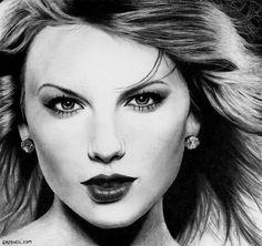 Taylor Swift by Rick-Kills-Pencils on deviantART