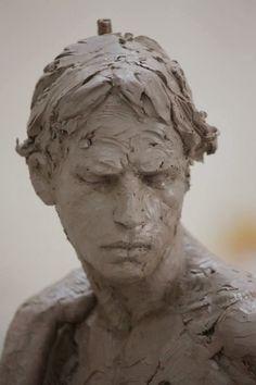 Christophe Charbonnel de 1967 | escultora figurativa | Tutt'Art @ | Pittura * Scultura * * Poesia Musica |